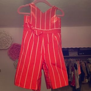 NWT Janie and Jack baby Jumpsuit